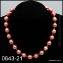 BEADS NECKLACE 0643-21