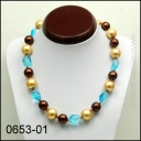 BEADS NECKLACE 0653-01