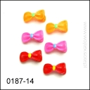HAIR CLIPS (12 PCS) 0187-14
