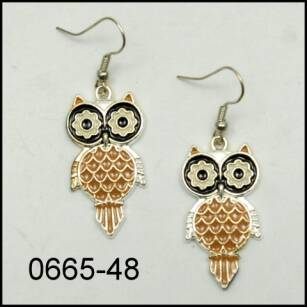EARRINGS 0665-48