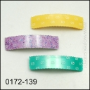 HAIR CLIPS (3 PCS) 0172-139