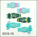 KIDS HAIR CLIPS 0310-15