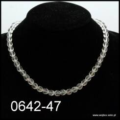 BEADS NECKLACE  0642-47