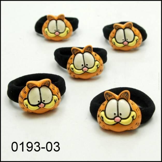 Gumki Kot Garfield 10 Szt 0193 03