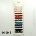HAIR CLIPS (24 PCS) 9199-3