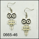 EARRINGS 0665-46