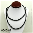 BEADS NECKLACE (120 cm) 0643-07