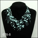 NECKLACE +EARRINGS  SET  676-8