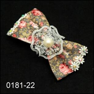 HAIR CLIPS (3 PCS) 0181-22