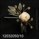 DECORATIVE HAIRPIN ECRU 12032050/10